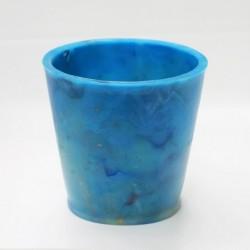 Matera para suculenta Azul...