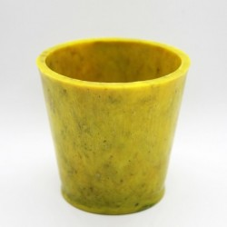Matera para suculenta Amarilla